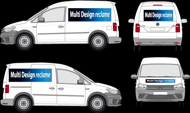 medium minivan prijs