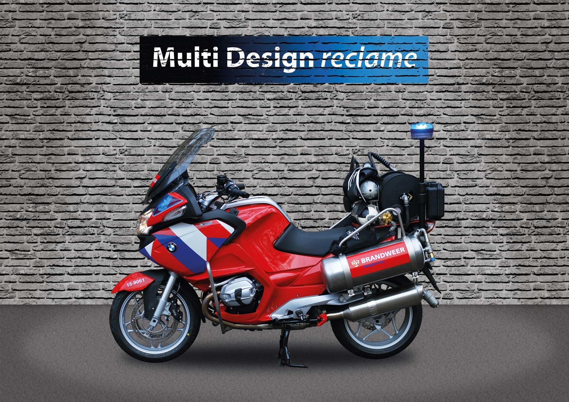 Multi Design Reclame - Autowrap Langenkamp & Van Steen