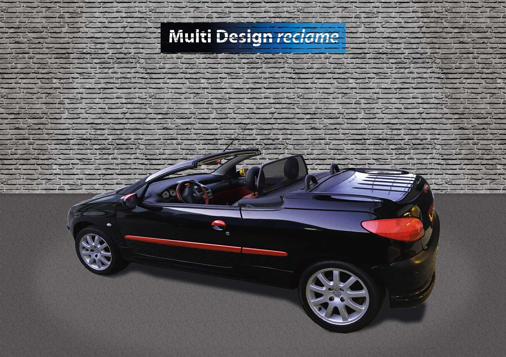 Multi Design Reclame - Autowrap Creafun