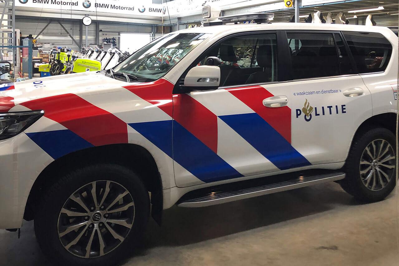 auto striping