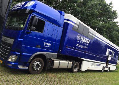 vrachtwagen wrapping